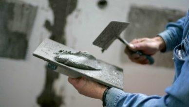 измазване на стени