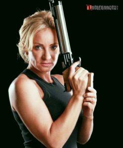 Мария Гроздева - спортна стрелба