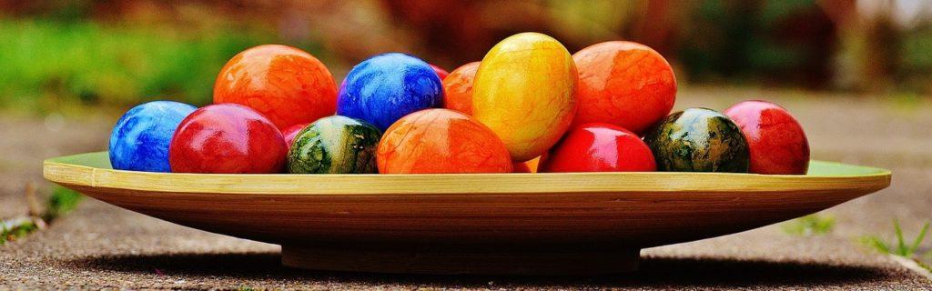 Беликденски яйца