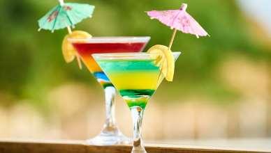 коктейли за лятото