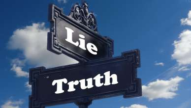лъжа и истина
