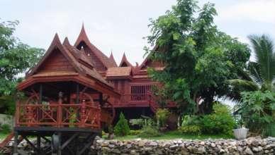 тайландска къща